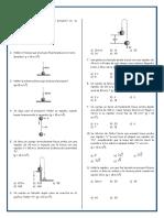 Práctica de fisica