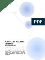 POLÍTICA DE RECURSOS HUMANOS RECOLETA.pdf