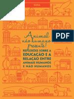 Animal nao humano presente - DIGITAL
