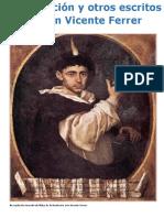 Introduccion y otros escritos de San Vicente Ferrer