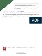 Berrettoni P., Il lessico tecnico del I e III libro delle Epidemie Ippocratiche 2