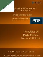 Principios Pacto Mundial