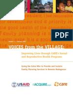 Improving Lives Through CARE Sexual Program - 2008