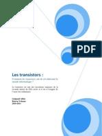 TPE-Les Transistors, YR