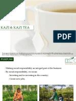Kazi and Kazi Tea