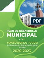 Plan de Desarrollo Municipal-maceo Antioquia