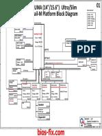Quanta U87_U88 UMA r1A,DAU88MMB6A0_DAU88MMB6AO_DA0U87MB6C2_DAOU87MB6C2 schematic.pdf