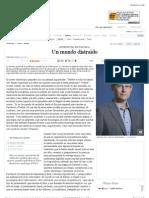 Un mundo distraído · ELPAÍS.com