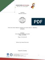 """Tarea extra clases """"Medición y diagnóstico de circuitos eléctricos"""", esquema y simulación."""