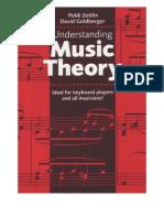 Understanding Music Theory