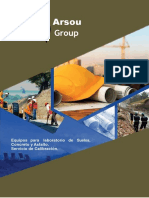 brochure arsou group 2020