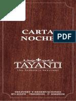 carta tayanti