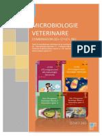 Microbiologie Vétérinaire - Combinaison (s5+ s7+s7+ s8 )-DZVET360-Cours-veterinaires