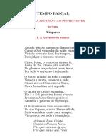 0509- Hinos da Ascensa¦âo a Pentecostes
