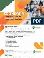 Economía Principios V