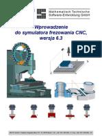 Wprowadzenie do symulatora frezowania CNC