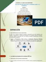 5.2 Planeacion de Recursos de La Empresa (ERP) y La Logistica