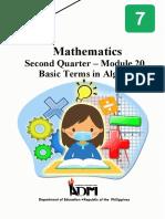 Mathematics7_Q2_M20_Basic_Terms_ in_ Algebra_v3.pdf