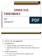 L-Psychosocial theories