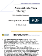 Shandilya Upanishad