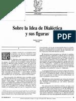 Gustavo Bueno, Sobre la idea de dialectica y sus figuras. bas19f