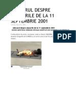 Adevarul Despre Atacurile de La 11 Sept Em Brie 2001