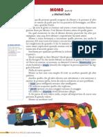 MOMO parte 2 pag 16 - IL RIFUGIO SEGRETO zanichelli-assandri_letture_semplificate