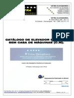 Catálogo-de-Elevador-Elétrico-sem-Casa-de-Máquinas