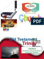 CHURCH, BIBLE AND TRADITION