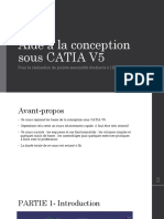 Cours Catia Quy