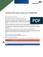 CIBANO-500-AUX-Supplemetary-Sheet-ESP