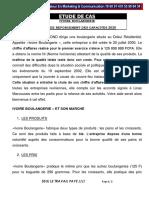 2020 ETUDE DE CAS IVOIRE BOULANGERIE 2020