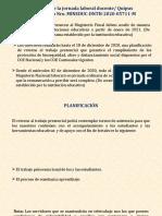 RETORNO DE DOCENTES