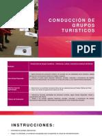 CONDUCCION DE GRUPOS SVC DNR 7 Sept.