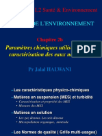 cours chimie environnement - chap 2b