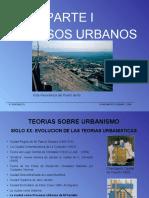 Procesos Urbanos. Teoría Sobre Urbanismo