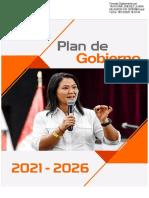 Plan de Gobierno del partido Fuerza Popular presentado al JEE Lima Centro 1