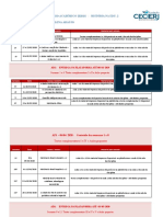 Cronograma HIST2 2020.1