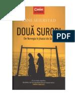 Asne Seierstad - Doua Surori v 1.0