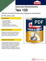 Agorex Flex 125