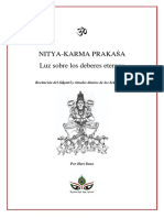 41 Nitya Karma  prakasa