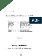 revista del ateneo nº181