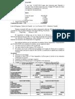EJERCICIO Nº 12 - EXPORTACIÓN - CON DUA - PELOTAS DE PING-PONG - SIN RESPUESTAS