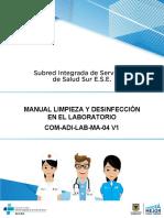 COM-ADI-LAB-MA-04 V1 LIMPIEZA Y DESINFECCION EN EL LABORATORIO.pdf