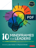 10 Mindframes for Leaders (1)