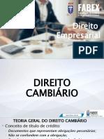 Direito empresarial - parte 05