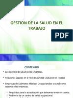 MODULO GTSST SESION 01 SALUD EN EL TRABAJO