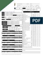 Pathfinder Ficha de Personagem Automatica-Copy