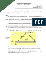 Examen Partiel MEF 18-19 session principale