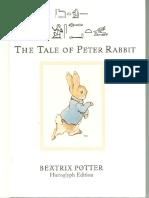 VA - The Tale of Peter Rabbit - Hieroglyph edition - 2005